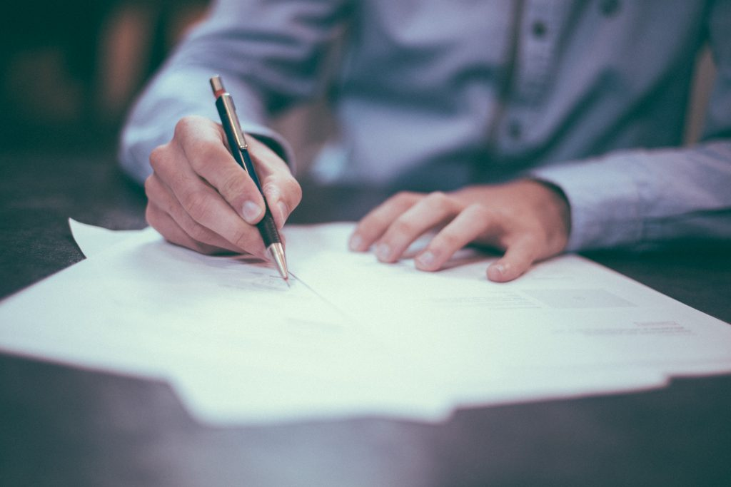 Get it in Writing: Business Agreements
